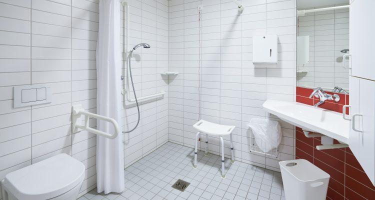 Badkamer renovatie aanpassing Zandberg